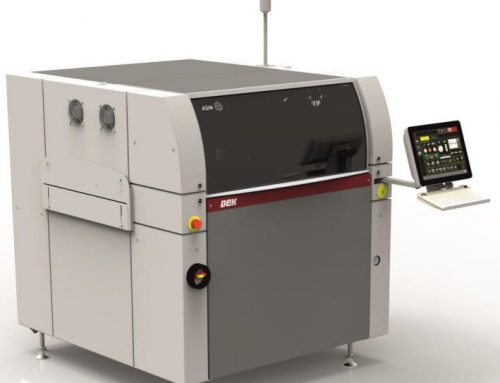 EMS installs second stencil printer